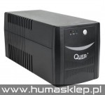 KOM0553 UPS Quer model Micropower 1000 ( offline, 1000VA / 600W , 230 V , 50Hz )