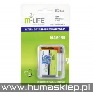 Bateria M-life do iPhone 3GS