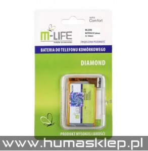 Bateria M-life do iPhone 3G