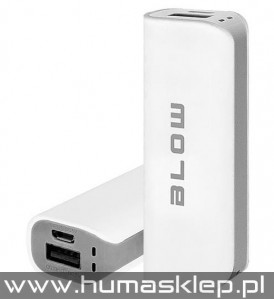 Power Bank 4000 mAh 1xUSB PB11 BIAŁY