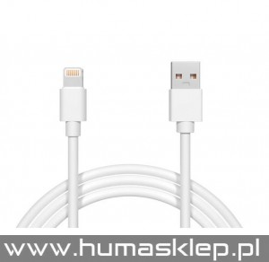 Kabel USB A - iPhone 1,50 metra HQ