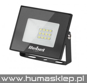 Reflektor LED Rebel 10W, 6500K, 230V URZ3480