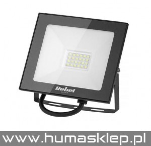 Reflektor LED Rebel 20W, 6500K, 230V URZ3481