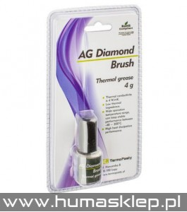AG Diamond Brush 4 g AGT-123