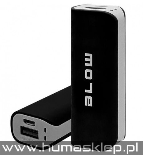 Power Bank 4000 mAh 1xUSB PB11 CZARNY